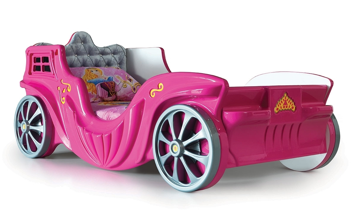 Car beds for girls - The Princess Cart Bed Designed For The Girls With Some Serious Girl Power The Princess Cart Is The Ultimate Bed For Young Girls Rooms